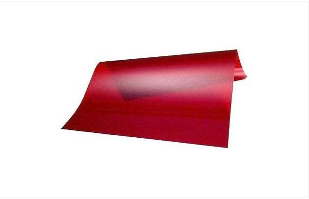 "OPT RUBYLITH RED MASKING FILM - 15"" X 20"" SHEET"