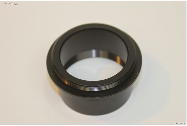 """OPTEC 2"""" TO SBIG STL THREAD ADAPTER"""