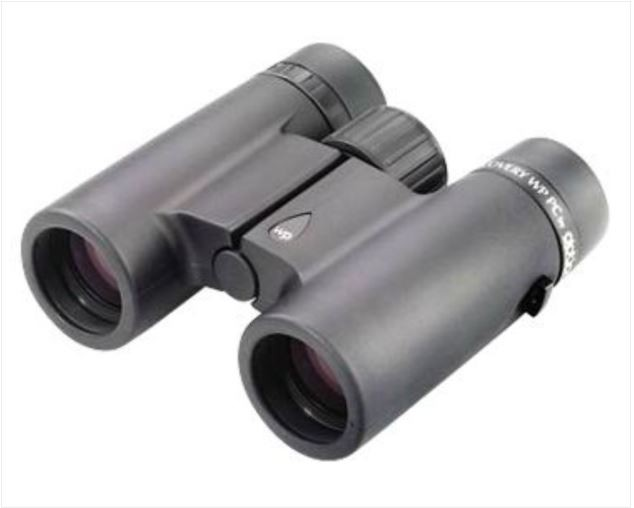 OPTICRON DISCOVERY WP PC 8X32 ROOF PRISM BINOCULARS