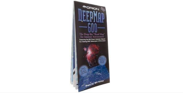 ORION DEEPMAP 600 STAR CHART