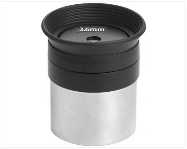 ORION 3.6MM E-SERIES TELESCOPE EYEPIECE - 1.25""