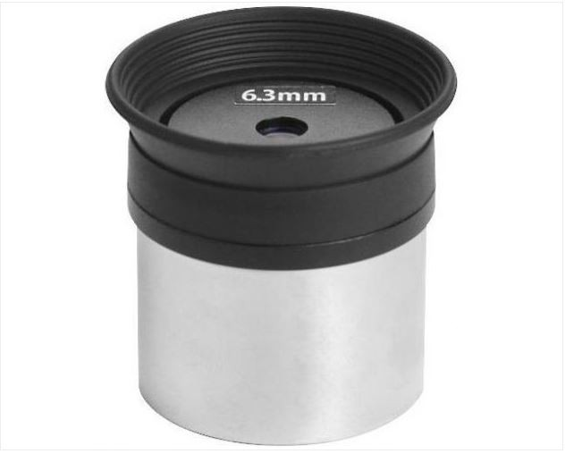 ORION 6.3MM E-SERIES TELESCOPE EYEPIECE - 1.25""