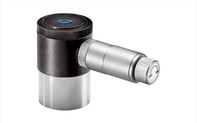 ORION 12.5MM ILLUMINATED RETICLE PLOSSL EYEPIECE - 1.25""