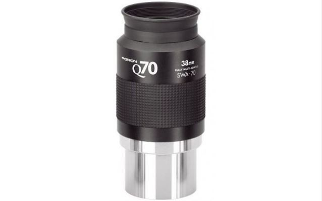 ORION 38MM Q70 SUPER WIDE ANGLE EYEPIECE - 2""