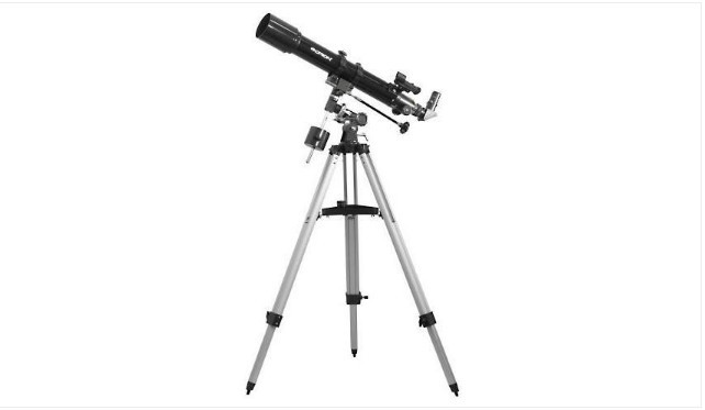 ORION 70MM OBSERVER EQ REFRACTOR TELESCOPE