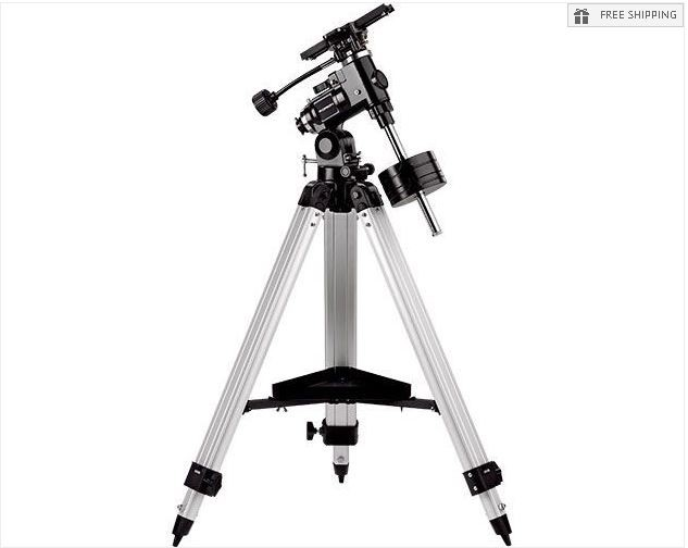 ORION ASTROVIEW EQUATORIAL MOUNT AND TRIPOD