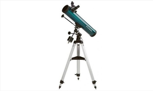 ORION SPACEPROBE 3 EQ - 76MM REFLECTOR TELESCOPE