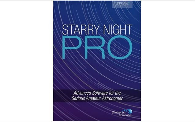 ORION STARRY NIGHT PRO 7 ASTRONOMY SOFTWARE - Book Store
