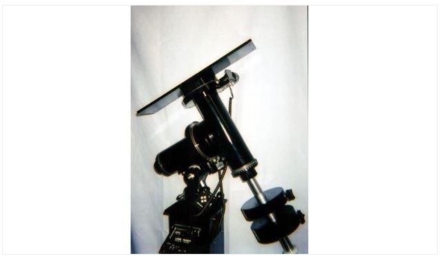 PARALLAX HD150 STANDARD GERMAN EQ MOUNT W/DIGITAL DRIVE - OBSERVATORY MODEL