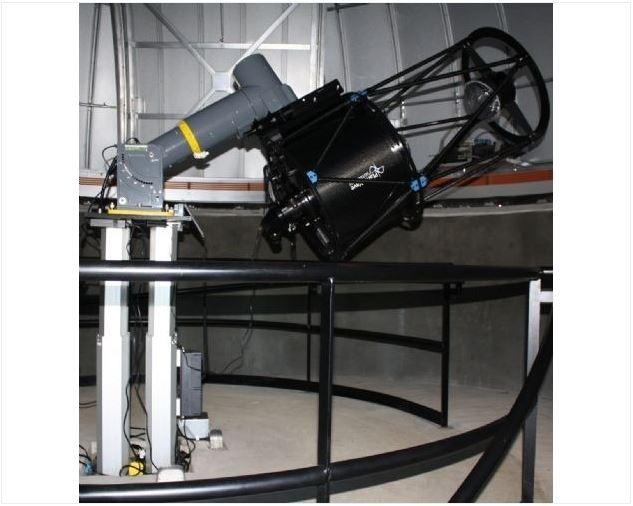 PIER-TECH PIER-TECH 4 - 120V ELECTRO-MECHANICAL TELESCOPE PIER