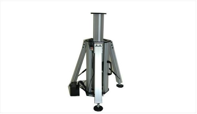 PIER-TECH TRI-PIER 2 PORTABLE ADJUSTABLE-HEIGHT PIER