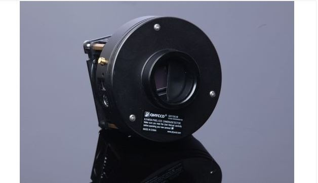 QHY 9 MONO KAF-8300 CCD WITH ACCESSORIES
