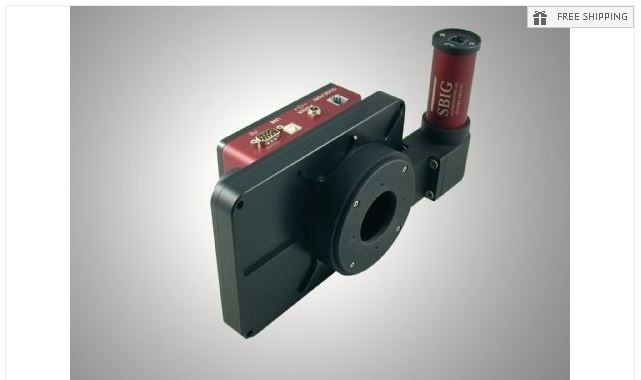 SBIG STF-8300 MONOCHROME CCD CAMERA WITH FW5 & OAG