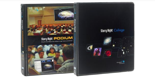 SIMULATION CURRICULUM STARRY NIGHT COLLEGE AND PODIUM KIT