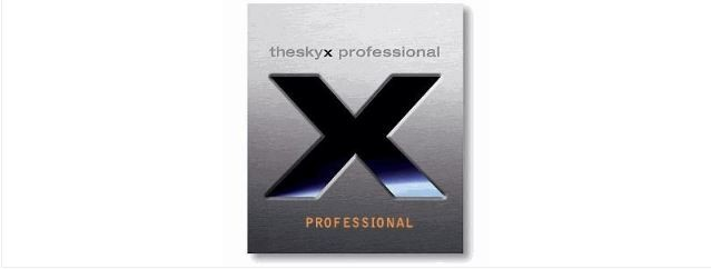SOFTWARE BISQUE THESKYX PROFESSIONAL FOR MAC
