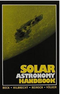 SOLAR ASTRONOMY HANDBOOK