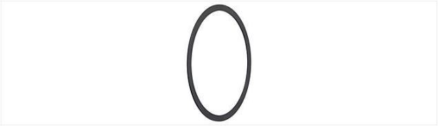 TELE VUE 1MM IMAGING SYSTEM SPACER RING