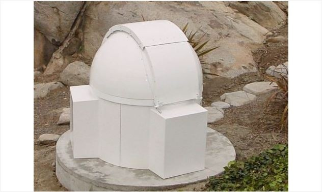 """TECHNICAL INNOVATIONS 6' HOME DOME OBSERVATORY - TALL 45"""" WALL"""