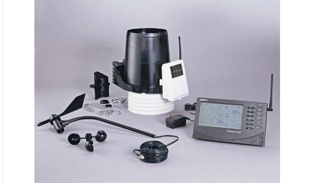 TECHNICAL INNOVATIONS CABLED OBSERVATORY WEATHER STATION