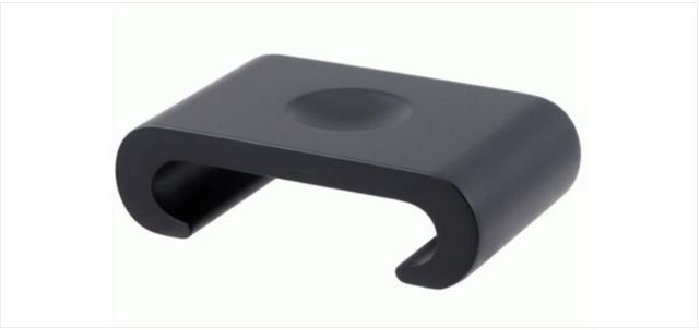 "TURTLETECH MOVA GLOBE SQUARE BLACK WOOD BASE 4.5"""