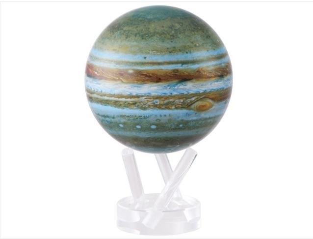 TURTLETECH MOVA GLOBE SATELLITE VIEW W/ CLOUD-4.5""