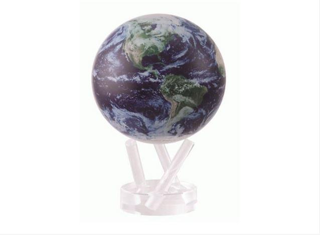 "TURTLETECH MOVA GLOBE-4.5"" MARS"