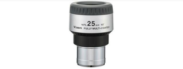 """VIXEN 25MM NPL PLOSSL EYEPIECE - 1.25"""""""