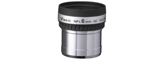 """VIXEN 6MM NPL PLOSSL EYEPIECE - 1.25"""""""