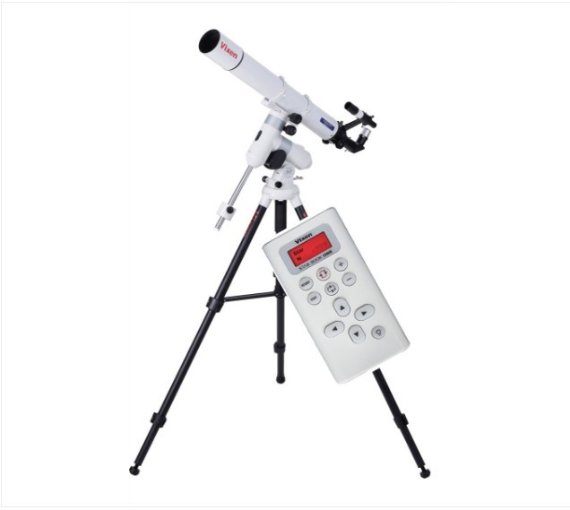 VIXEN A80MF REFRACTOR W/ ADVANCED POLARIS-M EQ MOUNT