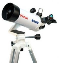 """VIXEN VMC95L 3.7"""" MODIFIED CASSEGRAIN ON A MINI PORTA MOUNT"""