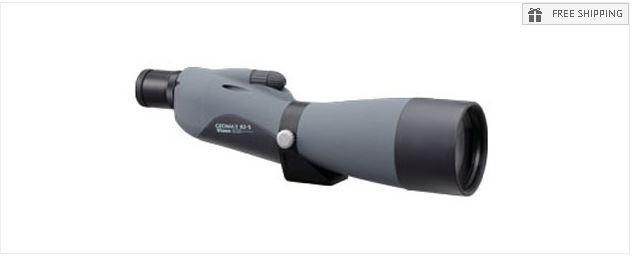 VIXEN GEOMA II 82-S STRAIGHT SPOTTING SCOPE