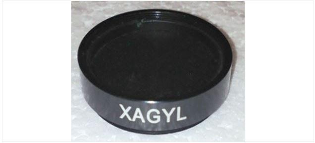 "XAGYL 1.25"" DARK FILTER"