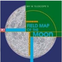 FIELD MAP OF THE MOON - MIRROR IMAGE