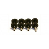 ADM TRIPOD KNOB SET FOR CELESTRON CGE MOUNT - BLACK