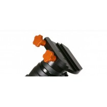 ADM CELESTRON CGEM SADDLE UPGRADE - ORANGE KNOBS