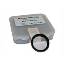 "ASTRONOMIK MC CLEAR MULTICOATED FILTER - 1.25"" ROUND MOUNTED"