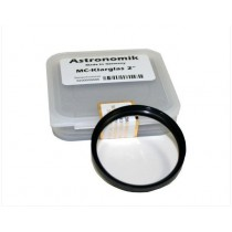 "ASTRONOMIK MC CLEAR MULTICOATED FILTER - 2"" ROUND MOUNTED"