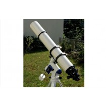 "APM 130F/1200 APO TRIPLET REFRACTOR W/ CNC LW II TUBE & 3.5"" FEATHER TOUCH FOCUSER"