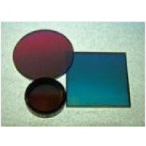ASTRODON 5NM RED CONTINUUM NARROWBAND FILTER - 50MM SQUARE UNMOUNTED