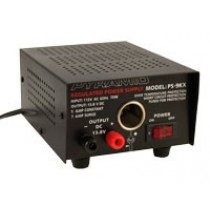 ASTRO-PHYSICS 13.8V 5 AMP REGULATED POWER SUPPLY W/ADAPTER