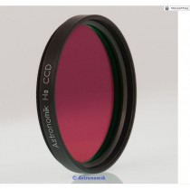"""ASTRONOMIK H-ALPHA 12NM CCD FILTER - 2"""" ROUND MOUNTED"""