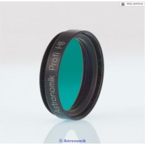 "ASTRONOMIK H-BETA FILTER - 1.25"" ROUND MOUNTED"