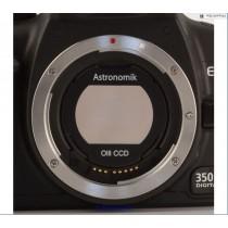 ASTRONOMIK 6 NM OIII MFR NARROWBAND FILTER - CANON EOS CLIP