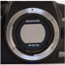ASTRONOMIK PLANET IR PRO 742 FILTER - CANON APS EOS CLIP