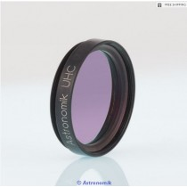 "ASTRONOMIK UHC VISUAL FILTER - 1.25"" ROUND MOUNTED"
