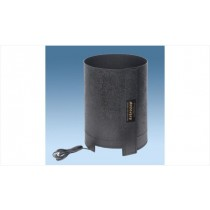 """ASTROZAP FLEXI-HEAT DEW SHIELD FOR 9"""" CELESTRON SCT/CGE AND D W/ TWO NOTCHES"""