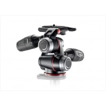 BOGEN X-PRO 3-WAY HEAD RETRACTABLE LEVERS AND FRICTION CONTROL