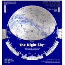 CHANDLER NIGHT SKY PLANISPHERE 50- 60