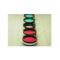"CUSTOM SCIENTIFIC H-ALPHA 4.5NM FILTER - 1.25"" ROUND MOUNTED"