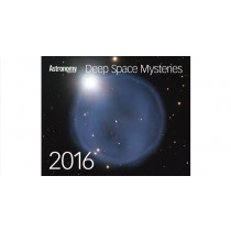 DEEP SPACE MYSTERIES CALENDAR - 2016